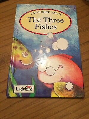 Ladybird Book ,favourite Tales The Three Fishes • 5£