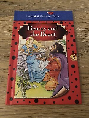 Ladybird Book ,favourite Tales Beauty And The Beast USA Version • 6£