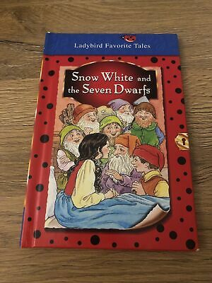 Ladybird Book Favourite Tales,snow White And The Snow Dwarfs  • 5.50£