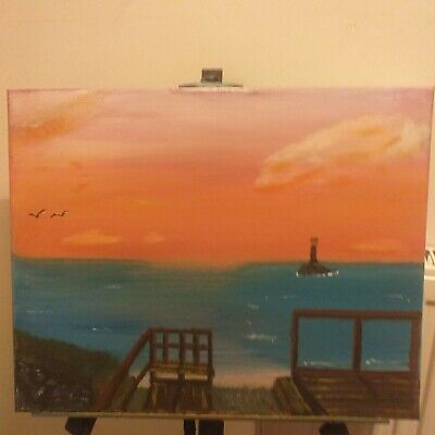 Evenings At The Sea • 30£