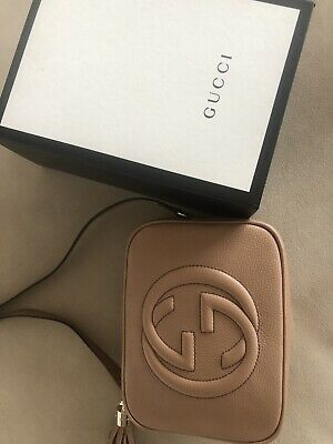 AU1300 • Buy Gucci Soho Disco Bag