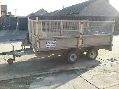 Used Ifor Williams Trailer  • 1,650£