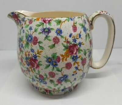 $ CDN13.80 • Buy Royal Winton Grimwades Old Cottage Chintz Milk Jug