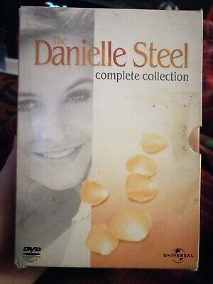 Danielle Steel Complete Collection DVD Set. Over 1000 Mins. Very Rare. 10 Disc.  • 17£