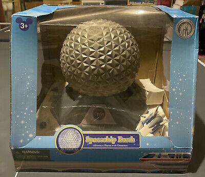 Disney World Monorail Spaceship Earth Epcot Adventure Playset With Characters • 126.63£