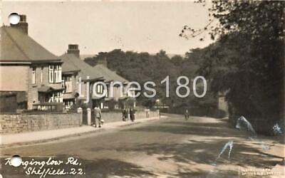 £5.50 • Buy Early  SHEFFIELD  Ringinglow Road Yorkshire Photo  Postcard