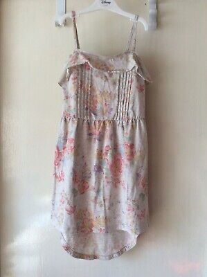 Girls Next Summer High Low Party Dress Age 7yrs Vg Used Cond (6) • 5.99£