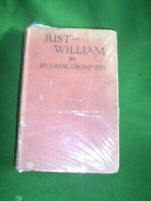 Just William By Richmal Crompton 1929 Hardback • 2.95£