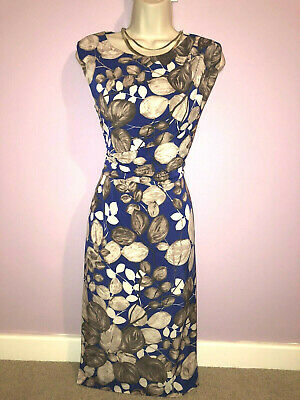AU36.07 • Buy Ladies Phase Eight Floral Dress Size 14