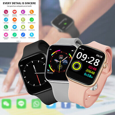 AU12.99 • Buy Smart Watch Call Bracelet Wristband Fitbit Style Blood Pressure Fitness Monitor