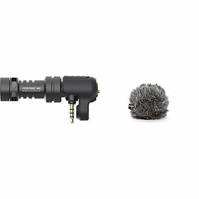 Rode WS9 Deluxe Wind Shield For VideoMicro And VideoMic Me And Rode VideoMic ... • 84.72£