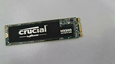 1TB Crucial MX500 M.2 Type 2280 560/510 Read/Write Solid State Drive • 75£