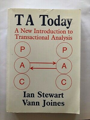 Transactional Analysis Today: A New Introduction To Transactional Analysis By... • 1.90£