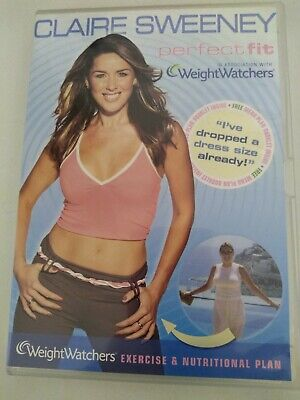 Claire Sweeney - Perfect Fit In Association With Weight Watchers (region 2 DVD) • 0.65£