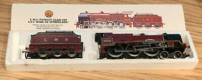 £59.50 • Buy HORNBY R357 LMS 4-6-0 Patriot Class 5XP Loco 5541 And Tender Duke Of Sutherland