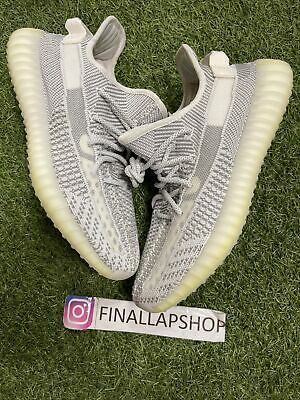 $ CDN353.44 • Buy Adidas Yeezy Boost 350 V2 Static Non Reflective Shoes US Size 10.5 Excellent