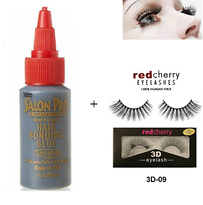 £4.49 • Buy Salon Pro Semi-Permanent Individual Eyelash Adhesive Black Glue 30ml **UK **Glue