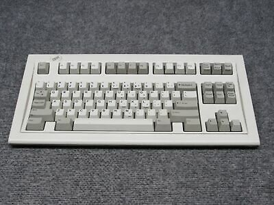 Vintage IBM Model M SSK 84-key P/N 1391472 '87 Mechanical Keyboard *Tested* • 184.52£