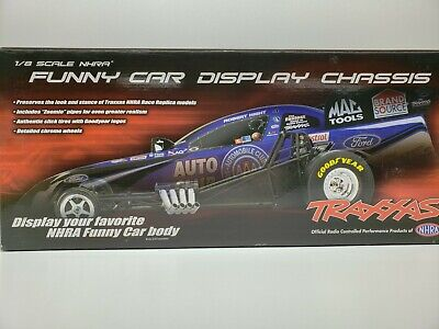 Traxxas Funny Car Display Chassis 1/8 Scale New In Box  • 57.85£