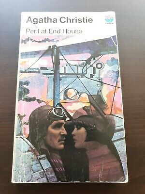 Peril At End House By Agatha Christie, Paperback, Book, 1973 • 6.75£