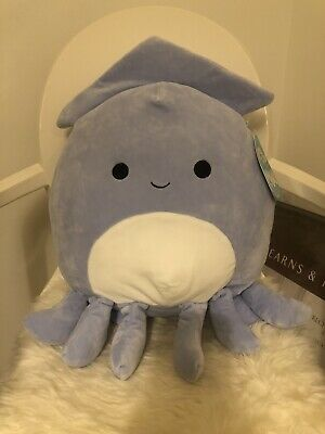 "$ CDN56 • Buy Squishmallows Stacy The Squid  12""- BNWT EXCLUSIVE RARE HTF Squishmallow"