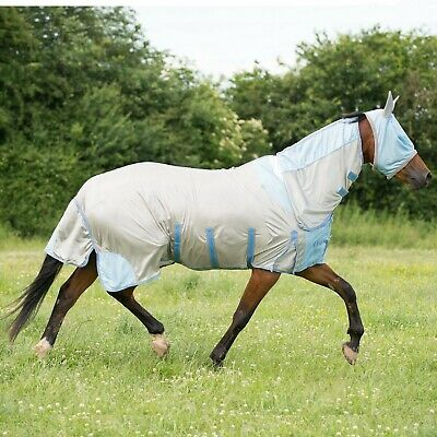 £29.95 • Buy Gallop All In One Fly Horse Rug, Belly Flap, Full Neck Combo Inc Free Fly Mask