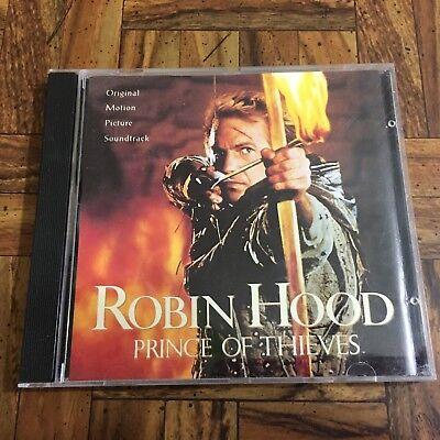 £5.57 • Buy Robin Hood, Prince Of Thieves [Original Motion Picture Soundtrack] By Michael...