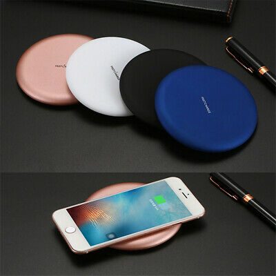 $ CDN14.01 • Buy Wireless Charger Phone Qi Fast Charging Receiver For IPhone 11 Pro Max X XS XR 8