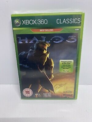 £14.99 • Buy Halo 3 - Xbox 360 - Brand New Factory Sealed - 1st Class