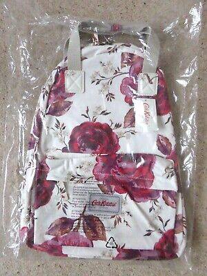 Cath Kidston Jacquard Rose Oilcloth Backpack RRP £50 Brand New  • 27.99£