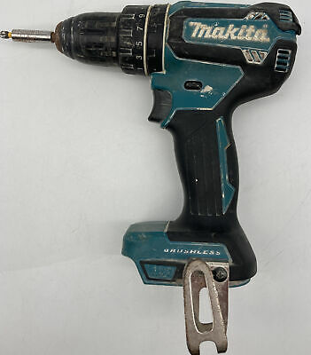 Makita DHP 485 Cordless Brushless Combi Drill (Body Only) DHP485  FAST SHIPPING  • 39.95£