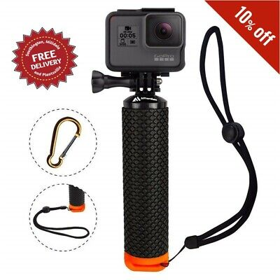 $ CDN16.48 • Buy Waterproof Floating HandGrip Handle For GoPro Hero 7 6 5 4 3 2Water Sport Action