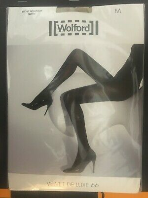 Wolford Velvet De Luxe 66 Tights   • 4.99£