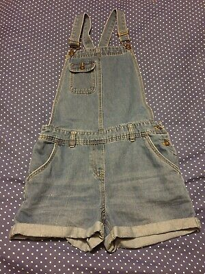 Girls Dungarees Age 11-12 • 1£
