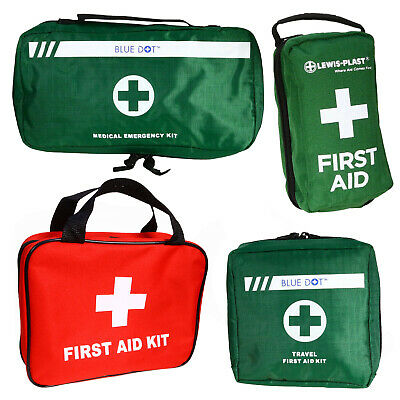 £3.79 • Buy First Aid Carry Kit Bag - Case Box Pouch - Medical Emergency Survival Empty NEW