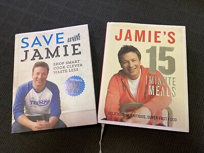 AU25 • Buy Jamie Oliver Cookbooks