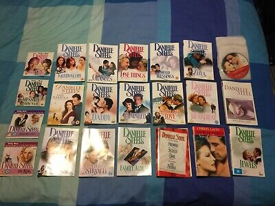 The ULTIMATE Danielle Steel DVD Collection - 24 TITLES - Unique Lot - R1 & R2 -  • 74.99£