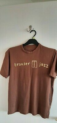 Mr Scruff Trouser Jazz Vintage T-shirt Large • 5.50£