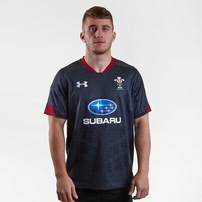 £11 • Buy Small Mens Wales Rugby Union Shirt Under Armour BNWT