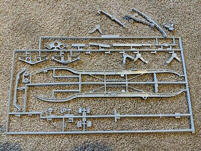 £20 • Buy Airfix 1/12 Bentley 1930 New  Parts Sprue Chassis