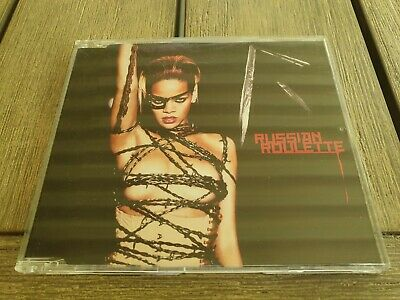 AU0.99 • Buy CD SINGLE RIHANNA - Russian Roulette (Rare Australian)