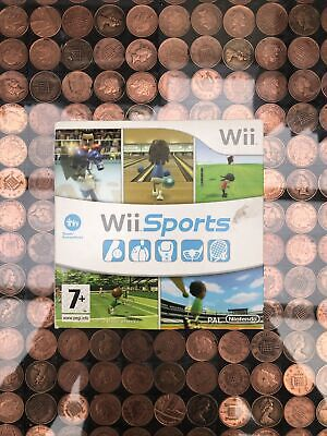 Wii Sports Cardboard Sleeve Version Nintendo Wii PAL  • 14.99£