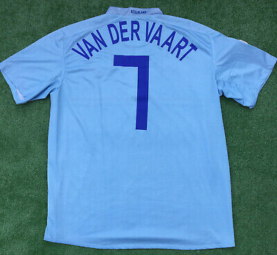 Original Nike Netherlands Holland Football Away Shirt 2008-09 Xl Adult  • 40£