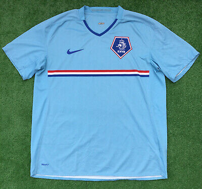 Original Nike  Netherlands Holland Football Away Shirt 2008-09 Large Adult  • 22£