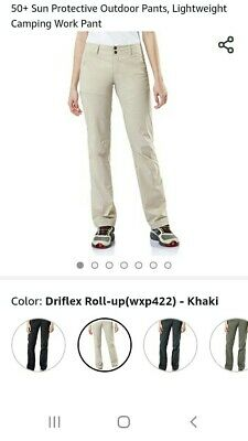 $ CDN21.77 • Buy New Without Tags CQR Gears Tactical Series Cargo Pants 12L Khaki