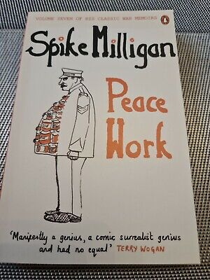 Peace Work By Spike Milligan (Paperback, 2012) • 2.20£