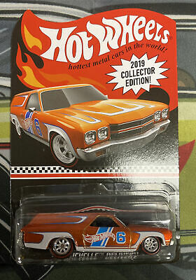$ CDN1.26 • Buy 2019 Hot Wheels RLC Gamestop Mail In Collector Edition '70 CHEVELLE DELIVERY RLC