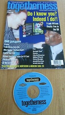 Togetherness - Northern Soul Magazine - Vol 5 - 2000 Winter - With CD • 7.99£