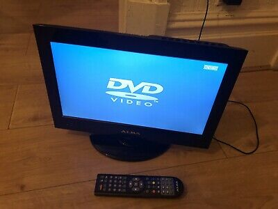 12 Volt 16 Inch LCD Tv - Hdmi , Freeview  , Remote - 12v • 100£
