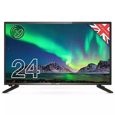 Cello C2420S 24 Inch HD Ready LED Digital TV With Built-in Freeview T2 HD Mains  • 99.75£